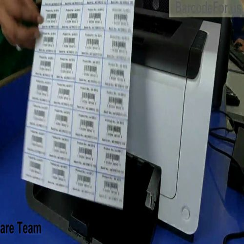 For more information Visit: www.BarcodeFor.US or any query Email us: Support@BarcodeFor.US This video explained thermal printer with DRPU Barcode Label Maker Software. You can design and print barcode label according to your media. There is various type of printing Media like roll, label sheet discussed in this tutorial. Understand how barcode printer works.