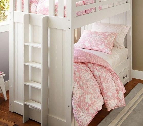 Pottery Barn Madeline Bunk System: Pottery Barn Kids- We Can Make This