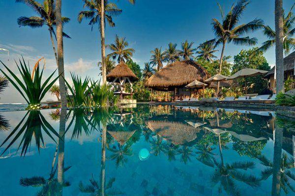 Bali Villas, Taman Ahimsa