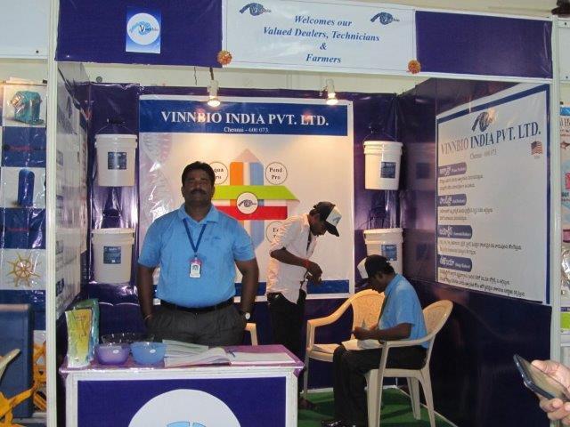 Vinnbio Expo Stall 2015