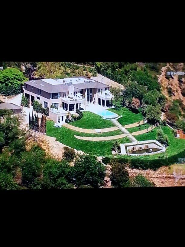 Lisa Vanderpump house in Beverly Hills!!! Omg!