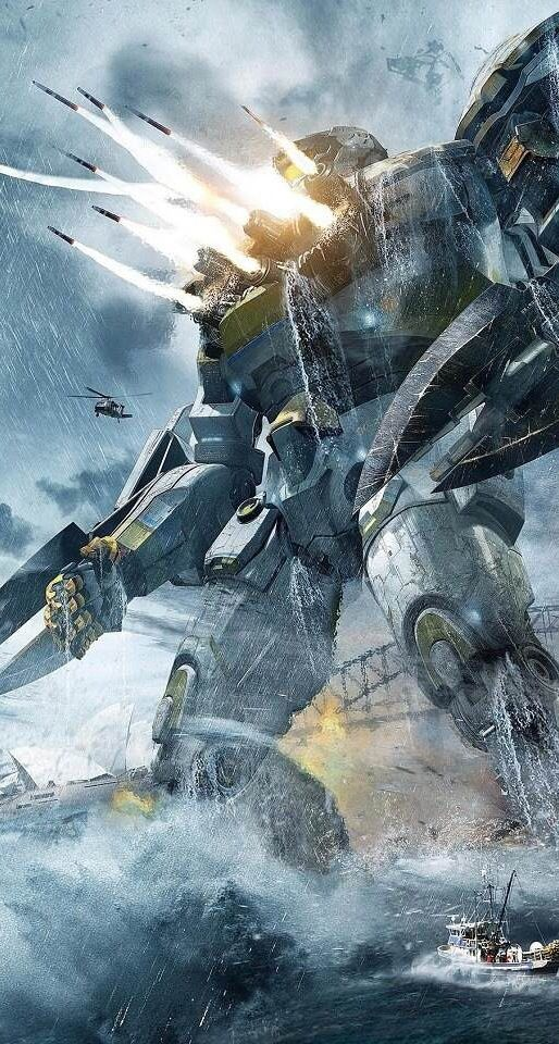 Striker eureka ( pacific rim )