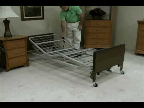 hospital bed assembly how to assemble a hospital bed