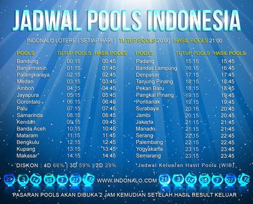 Judi SDSB : http://www.indonalo.net Agen Togel Online Indonesia Menghadirkan  Togel atau Pools 30 Kota Di Indonesia Pertama dan Satu-  Satunya di Indonesia DIUNDI SETIAP HARI http://goo.gl/qLSlS0  Main Live Streaming Setiap Hari Jumat,  Total Hadiah 3.5 Miliar Rupiah ( 1st @ Rp.1M , 2nd @  Rp.500Jt , 3rd @ Rp.250Jt ) http://goo.gl/qLSlS0  Semua Jadwal dan Hasil keluaran akan mengikuti Waktu  Indonesia Barat (WIB)  Diskon yang diberikan http://www.indonalo.net sangat berbeda dengan yang lain…