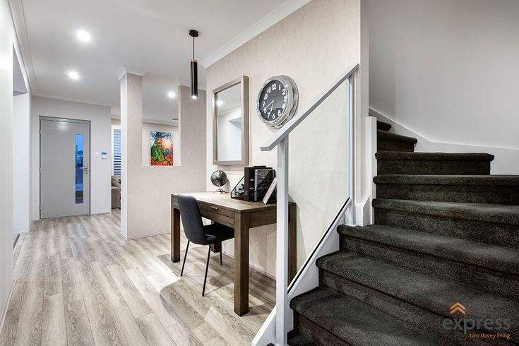 Two storey home for family living