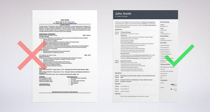 Functional Resume Template & Examples [Complete Guide]