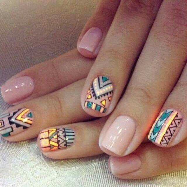 49 best nail images on pinterest makeup nail design and stunning nail art ideas from easy diy to crazy nail polish designs one week at a time prinsesfo Images