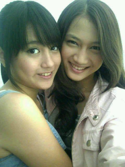 Nabila Ratna Ayu, Melody Nurramdhani #JKT48 #AKB48