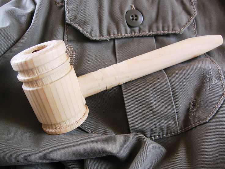 Hand Turned Wooden Tobacco Pipe Made From White Pine by BeeEyeNGO on Etsy