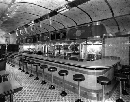 20 Best Images About American Diner Layout Reference On