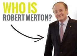 Feature: Nobel Prize-winning economist Robert Merton