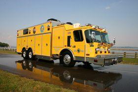 Occoquan-Woodbridge-Lorton Volunteer Fire Department - Woodbridge, Virginia - 2005 Emergency-One Heavy Resuce