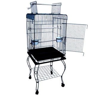 YML 20-inch Model 600H Open Play Top Large Parrot Cage