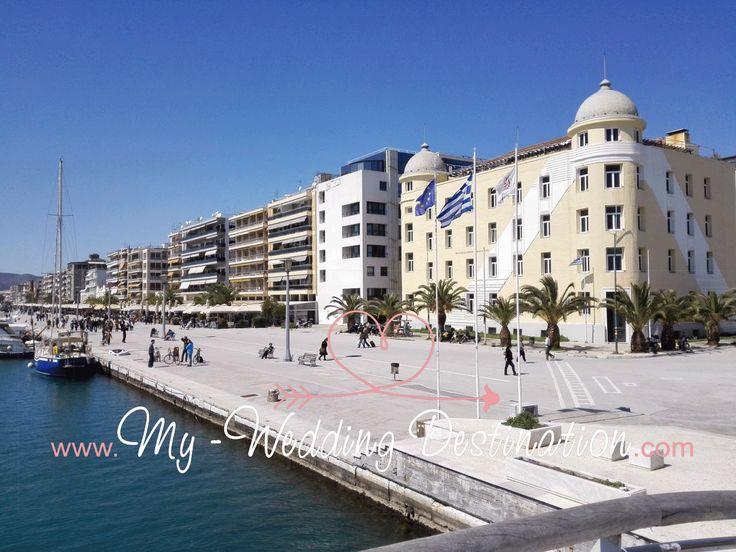 Βόλος...ένας μοναδικός προορισμός 12 μήνες τον χρόνο, μια καταπληκτική επιλογή για έναν ονειρεμένο γάμο...  University of Thessaly  Facebook : myweddingdestination