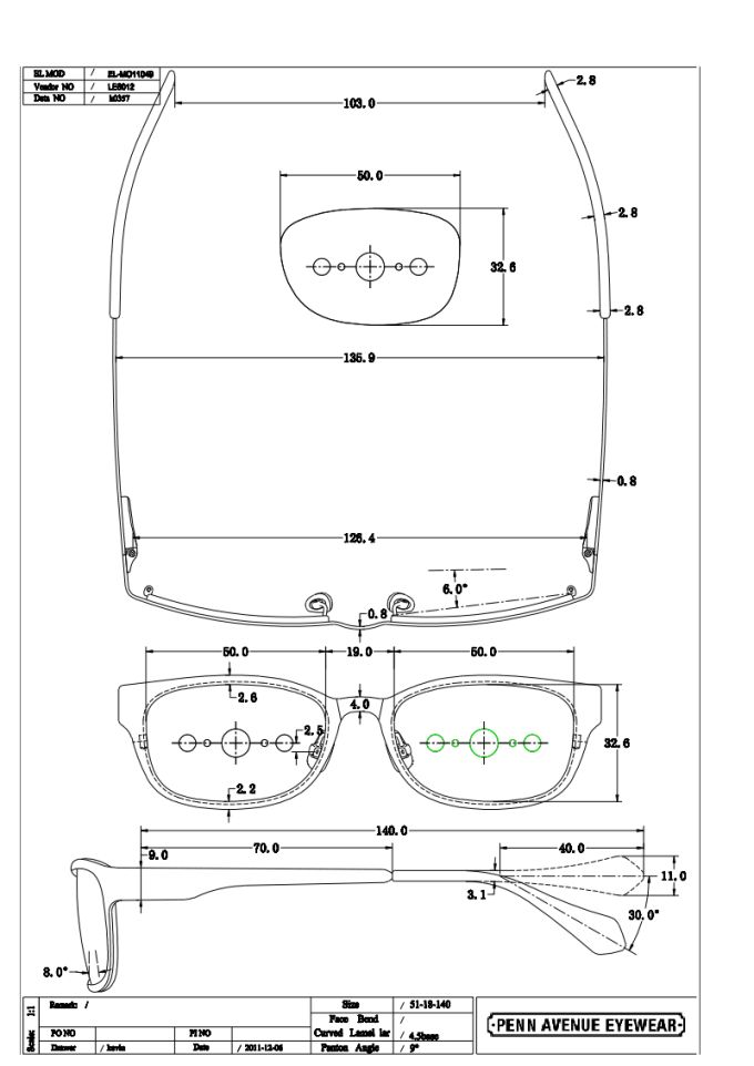 113 best blueprints images on pinterest sketches aircraft and blueprint eye glasses malvernweather Choice Image