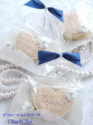 【ウエディング】アイシングクッキー プチギフト|シュガーアート❤アイシングクッキー I… |Ameba (アメーバ)