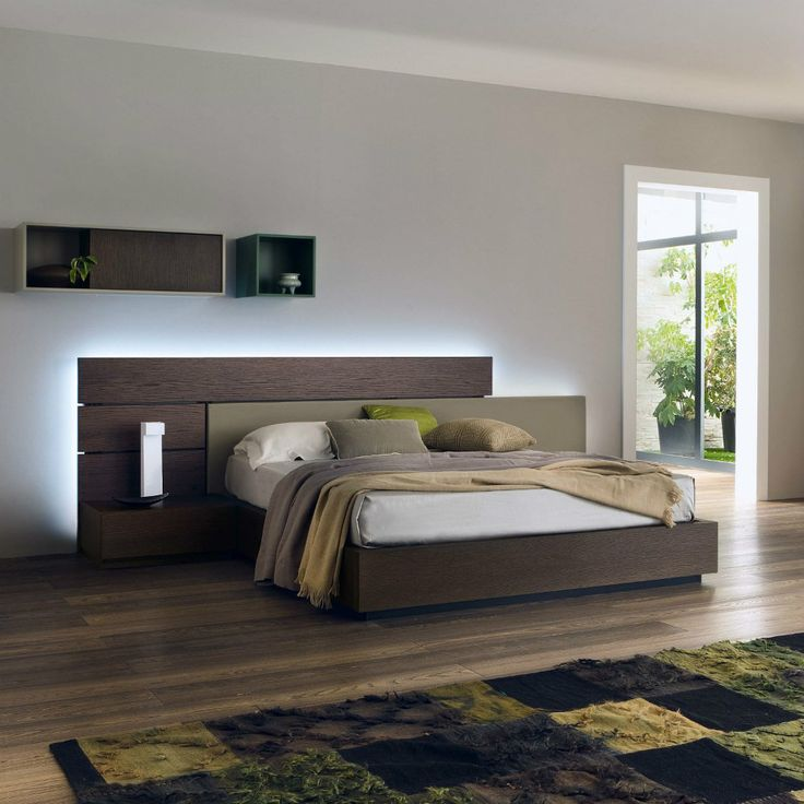 17 best images about led a cm 0 on pinterest pablo - Testiere letto moderne ...
