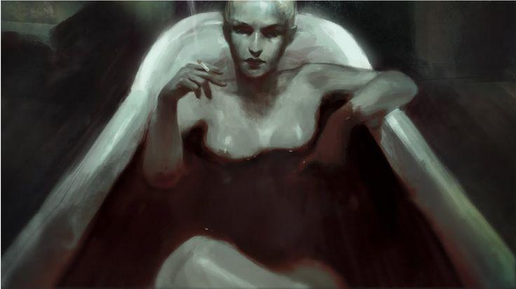 Horror lesbian vampire movie trailers