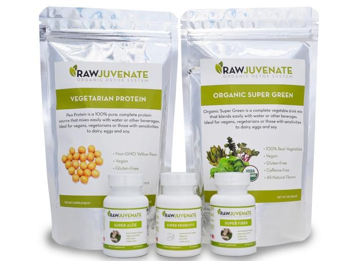 Raw green organics reviews
