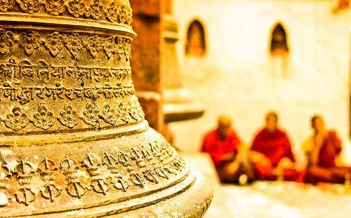 călugări budiști