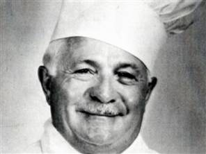 """America's first famous chef...Chef Boyardee! In 1924, Boiardi opened the Giardino d'Italia restaurant at East 9th Street and Woodland Avenue in Cleveland, Ohio.The idea for Chef Boyardee came about when restaurant customers began asking Boiardi for his recipe and his ingredients. He opened a factory in 1928, moving production to Milton, Pennsylvania ten years later. He decided to name his product """"Boy-Ar-Dee"""" to help Americans pronounce his name."""