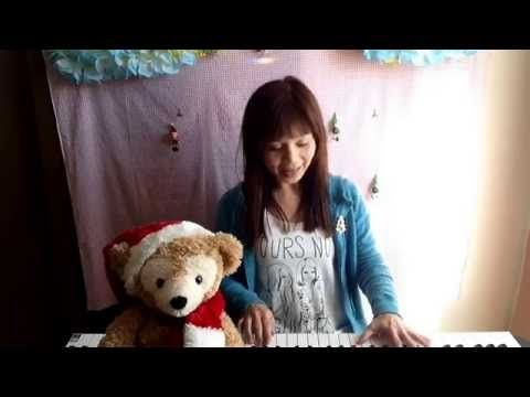 明石家サンタで流れる「おめでとうクリスマス」歌・山野さと子 - YouTube
