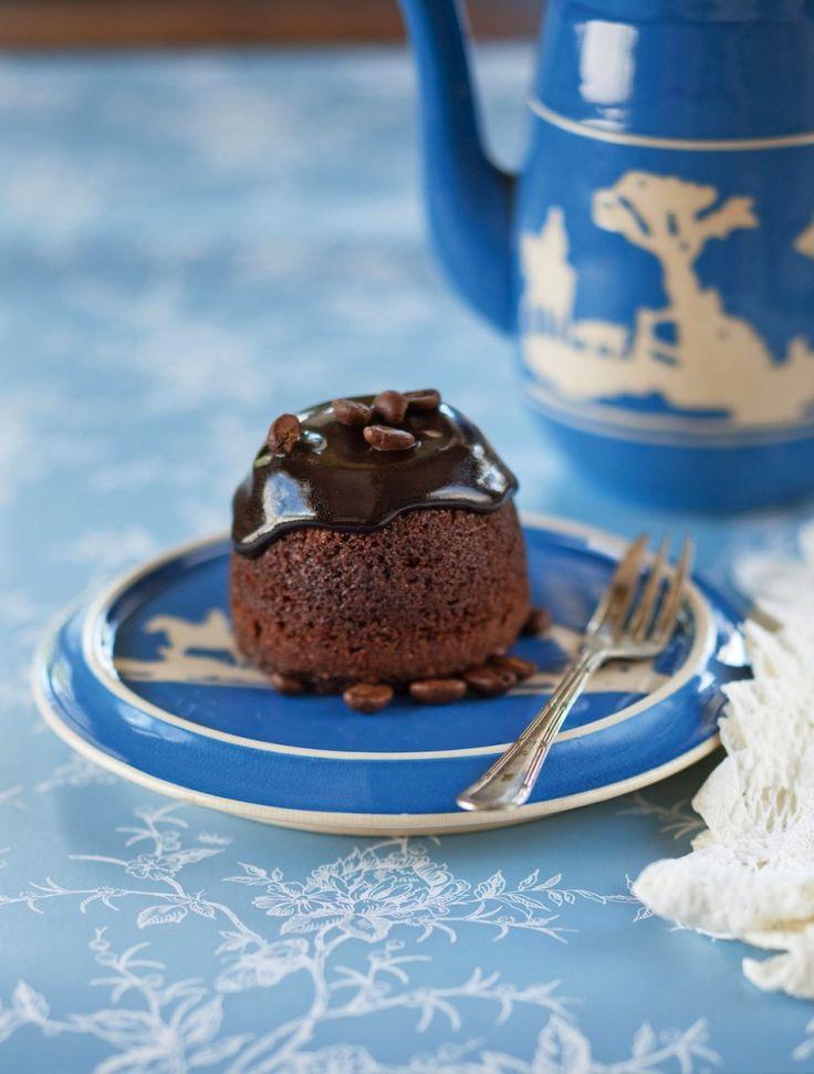 Callie Maritz & Mari-louis Guy's Mini Coffee Cakes