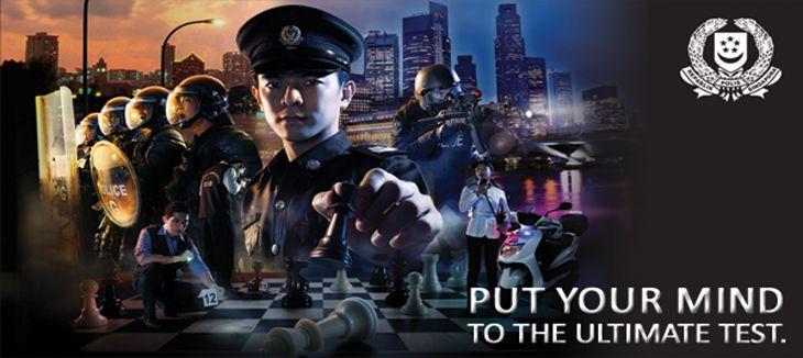 Singapore Police Recruitment