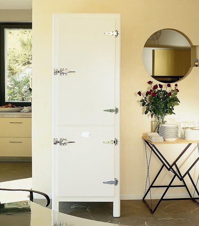 Menghini individual Refrigerador alto, Remodelista