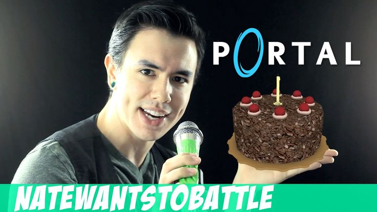 Portal - Still Alive - Rock Cover by NateWantsToBattle<< omg go watch this now hes amazing!!!