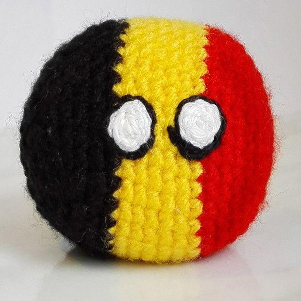 #Belgiumball