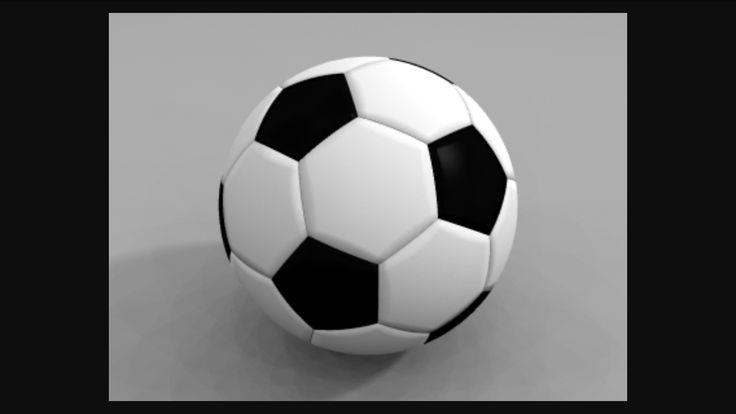 Hexagons In The Real World A soccer ball has a he...