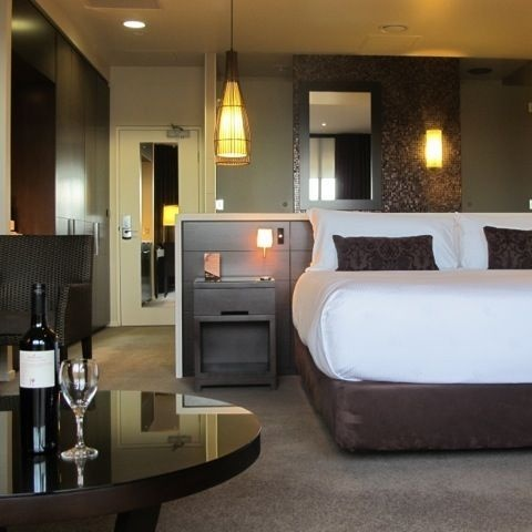 One of the best hotel beds I've ever slept on - Chateau Elan - Hunter Valley @Hooroo