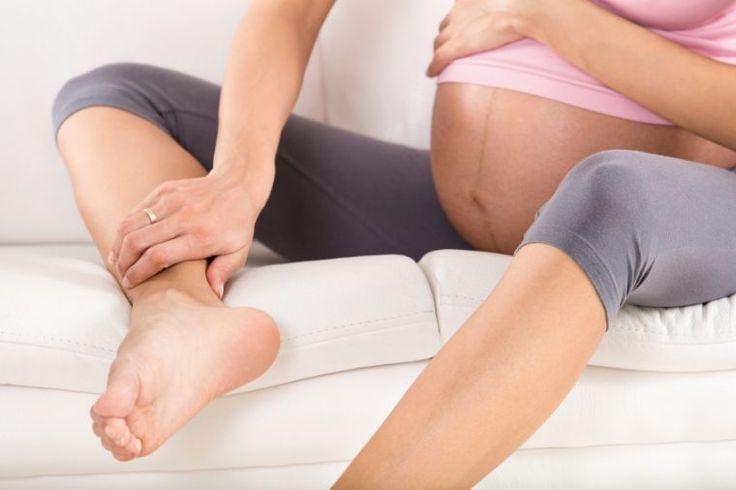 Διαταραχές Κυκλοφορικού στην Εγκυμοσύνη Η φλεβική ανεπάρκεια είναι συνηθισμένη σε γυναίκες που διανύουν τη δεύτερη κύηση.