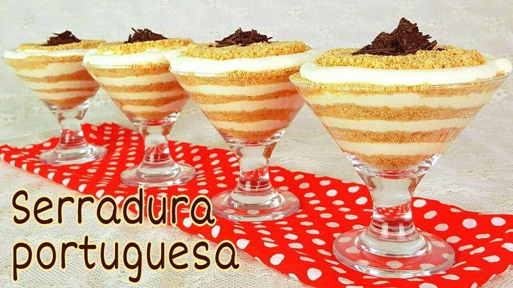 Serradura portuguesa | Mi tarta preferida - YouTube