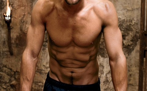 The Mens Health Spartacus Workout health-fitness