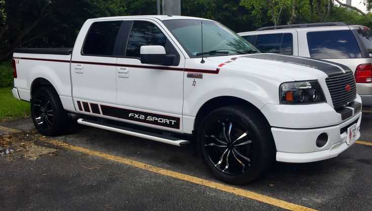 2007 ford f 150 fx2 sport dream cars pinterest sports and ford. Black Bedroom Furniture Sets. Home Design Ideas