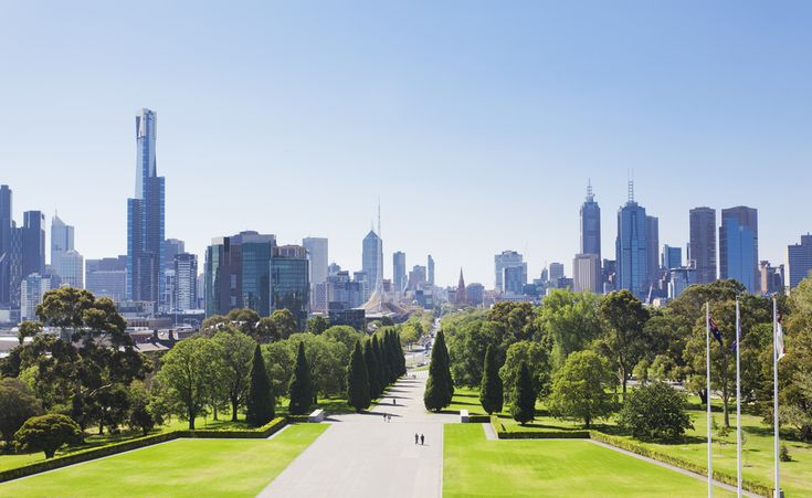 Melbourne has been ranked among the world's top cities for students! #QSBestCities