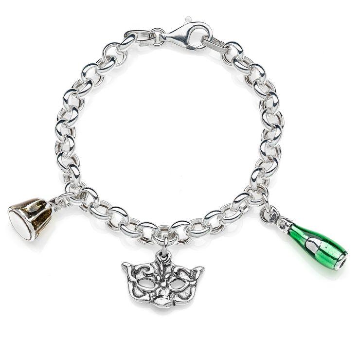 Sterling Silver Premium Bracelet - Veneto - 159 Euro Free worldwide shipping over 99 Euro