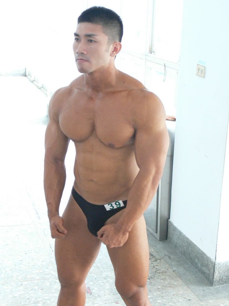 Cute Asian Hunks 8