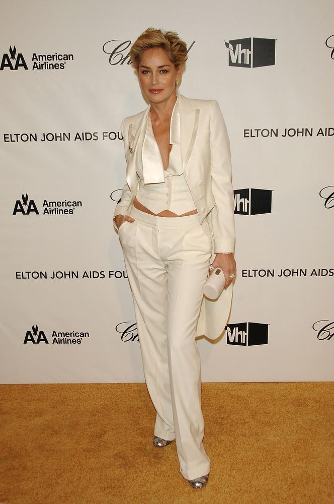 Sharon Stone's Style Evolution