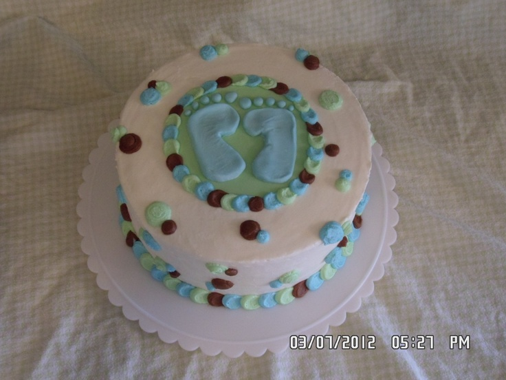 buttercream shower ideas boy baby showers baby shower cakes baby