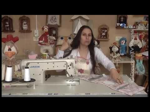 CRIANDO IDEIAS 14 09 16 LIXEIRO ORGANIZADOR DUPLO - YouTube