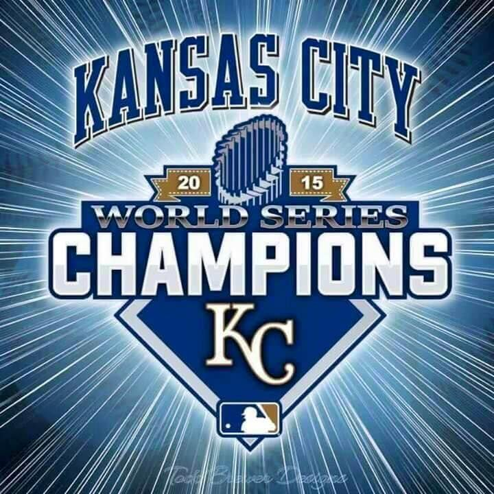 Kansas City Royals World Series Champions 2015.  Website - http://kansascity.royals.mlb.com/index.jsp?c_id=kc
