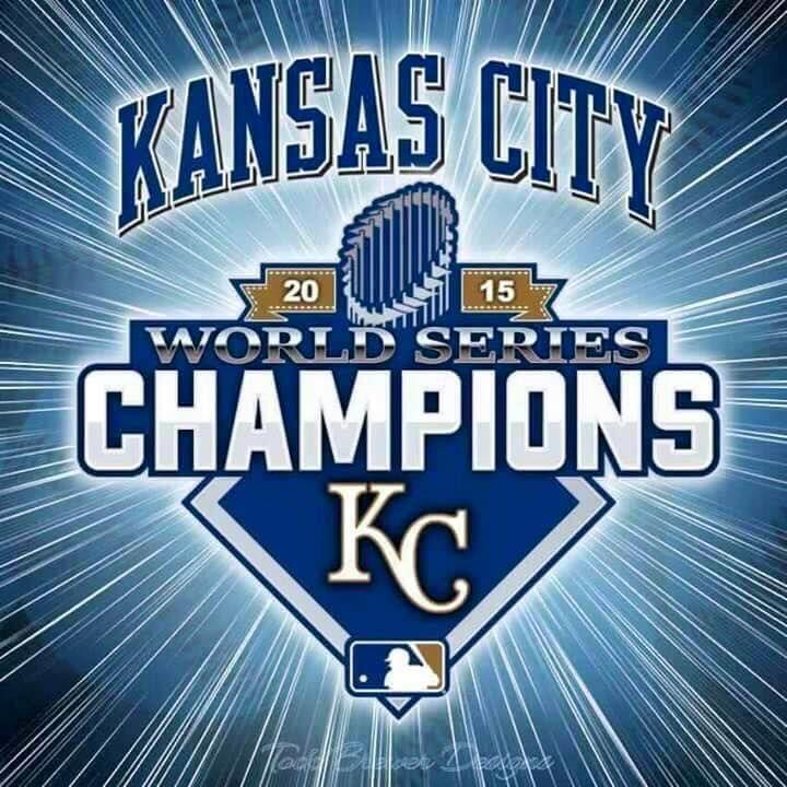 Kansas City Royals World Series Champions 2015.  Website - http://kansascity.royals.mlb.com/index.jsp?c_id=kc