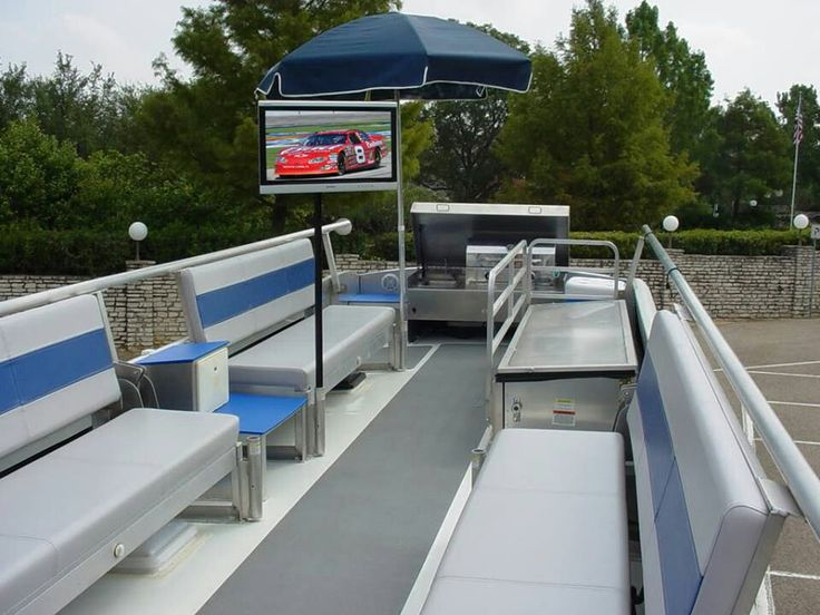 awesome rv with roof deck #4: Rv roof patios   RV Living u0026 Tips   Pinterest   Rv, Patios and Roof deck