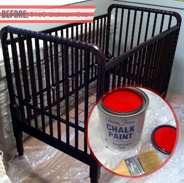 """repainting furniture with low voc safe paints...have been considering this for S's crib in Baby 2's room.  Also- link to """"Hudson Bay inspired blanket""""- crochet project for MIL or knitting for K+S ;)"""