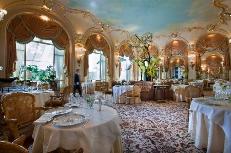 Two Star L Espadon Ritz Paris France The Decor Is