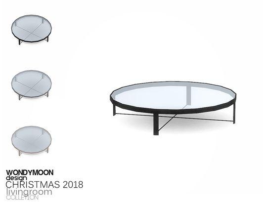 wondymoon's Christmas 2018 Coffee Table