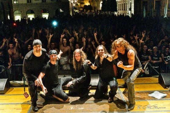 Rhapsody Of Fire - Live in Trieste 13.08.2014  photogallery : https://www.facebook.com/media/set/?set=a.10202806309971426&type=1&l=78e53e727c